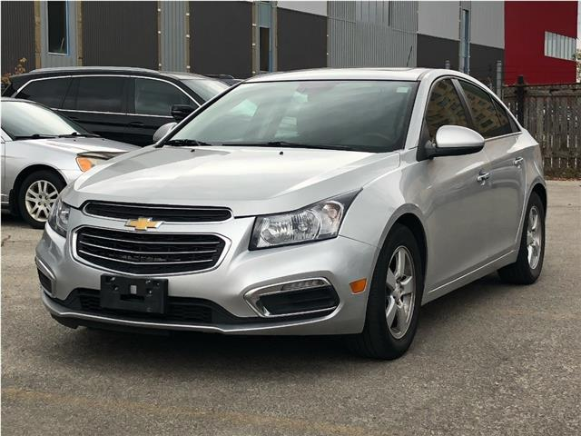 2015 Chevrolet Cruze  (Stk: 2201735A) in North York - Image 1 of 25