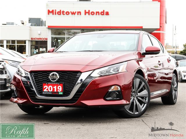 2019 Nissan Altima 2.5 Platinum (Stk: P14152) in North York - Image 1 of 30