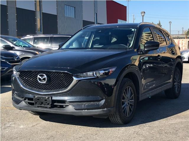 2017 Mazda CX-5 GS (Stk: P14064A) in North York - Image 1 of 12