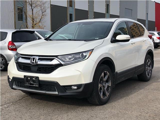 2018 Honda CR-V EX-L (Stk: P14226) in North York - Image 1 of 11