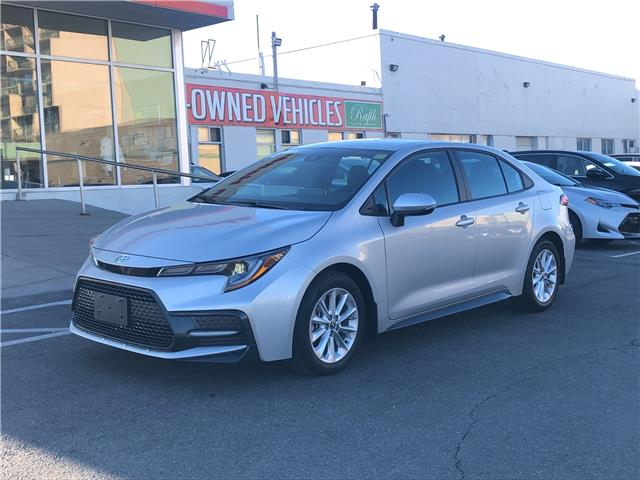 2020 Toyota Corolla SE (Stk: P14260) in North York - Image 1 of 23