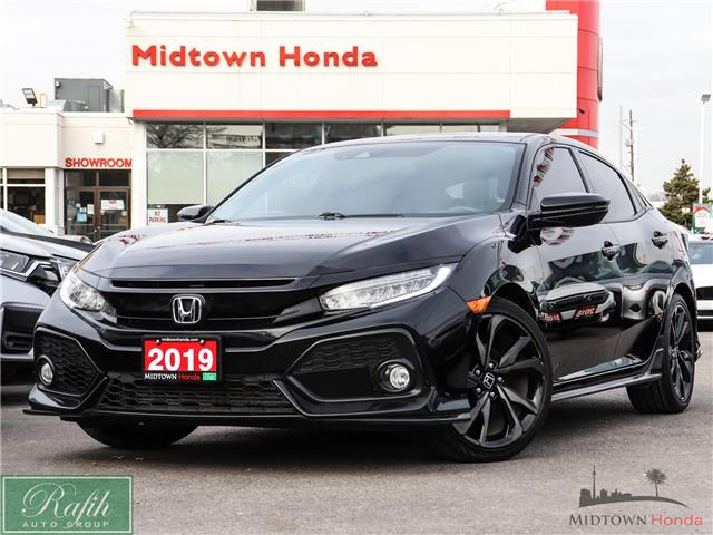 2019 Honda Civic Sport Touring (Stk: 2210048A) in North York - Image 1 of 30