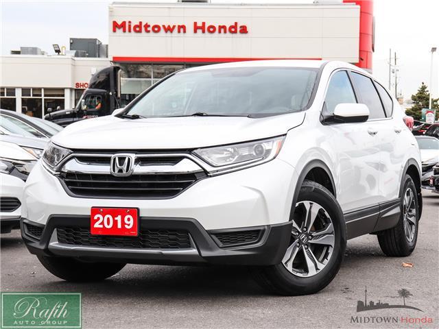 2019 Honda CR-V LX (Stk: P14235) in North York - Image 1 of 27