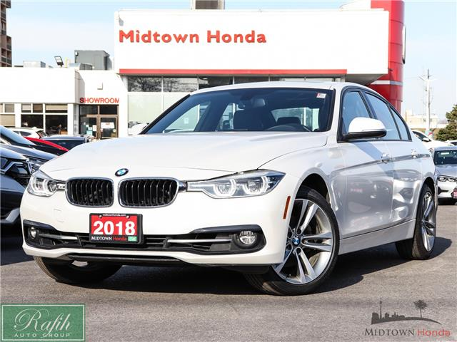 2018 BMW 330i xDrive (Stk: P14175) in North York - Image 1 of 28