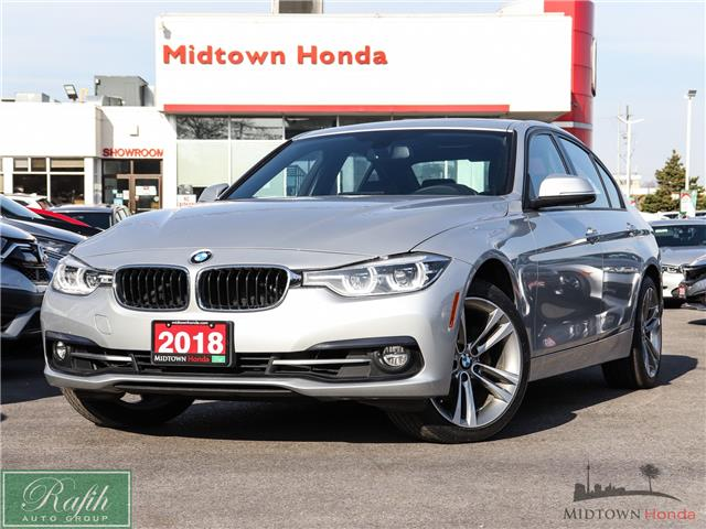 2018 BMW 330i xDrive (Stk: P14174) in North York - Image 1 of 28