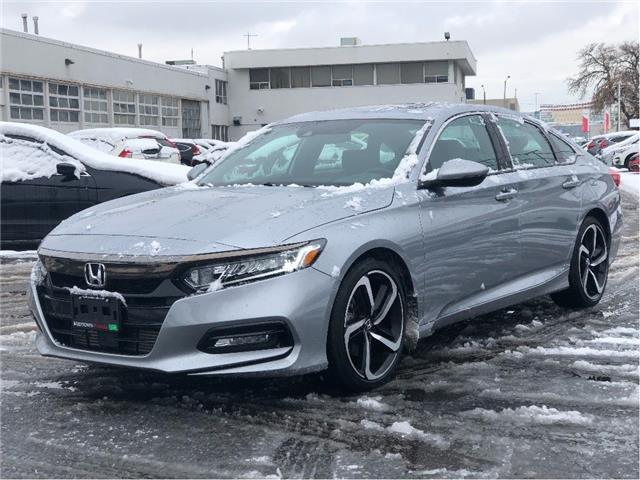 2018 Honda Accord Sport (Stk: P14268) in North York - Image 1 of 22