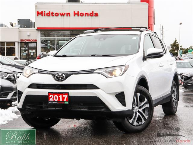 2017 Toyota RAV4 LE (Stk: P14026) in North York - Image 1 of 26
