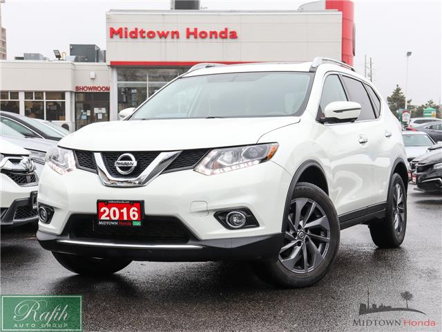2016 Nissan Rogue SL Premium (Stk: P14115) in North York - Image 1 of 30