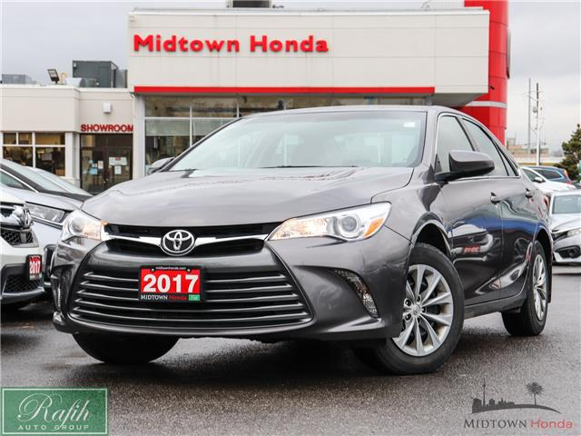 2017 Toyota Camry LE (Stk: P14138) in North York - Image 1 of 25