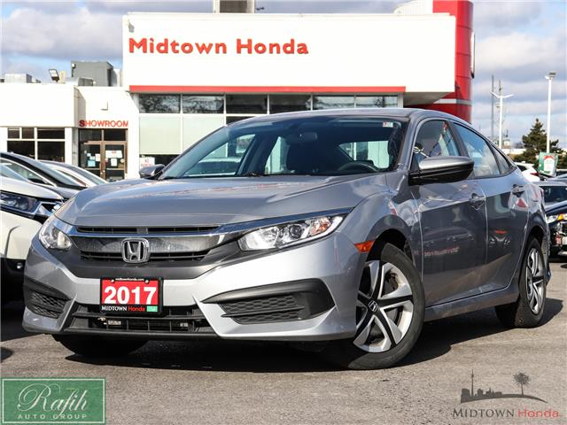 2017 Honda Civic LX (Stk: 2201738A) in North York - Image 1 of 25