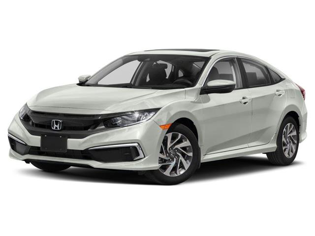2021 Honda Civic EX (Stk: 2210075) in North York - Image 1 of 9