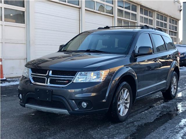 2015 Dodge Journey SXT (Stk: 2201573A) in North York - Image 1 of 25