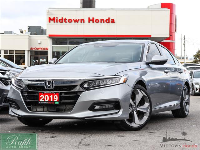 2019 Honda Accord Touring 1.5T (Stk: P14294) in North York - Image 1 of 30
