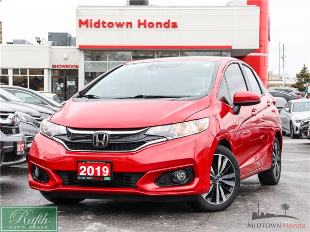 2019 Honda Fit EX (Stk: 2201371A) in North York - Image 1 of 28