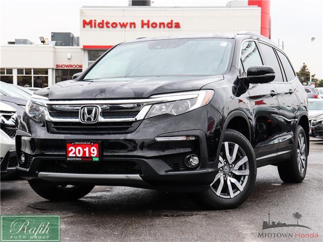 2019 Honda Pilot EX (Stk: P14280) in North York - Image 1 of 30