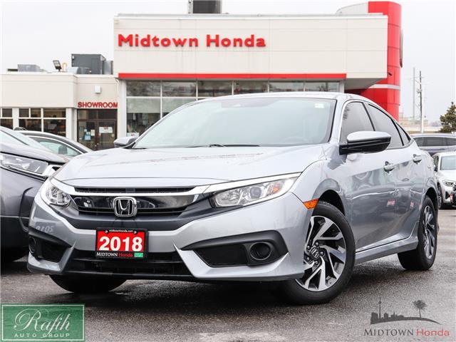 2018 Honda Civic SE (Stk: P14285) in North York - Image 1 of 26