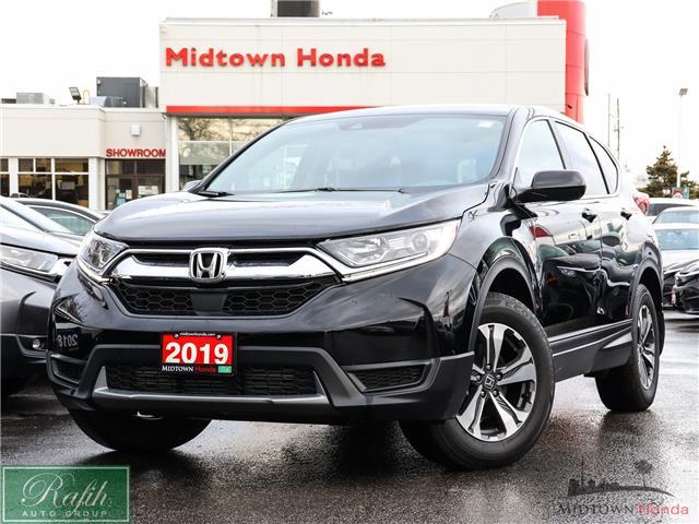 2019 Honda CR-V LX (Stk: P14195) in North York - Image 1 of 27