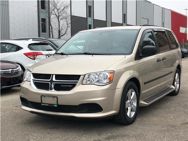 2016 Dodge Grand Caravan SE/SXT (Stk: P14245A) in North York - Image 1 of 25