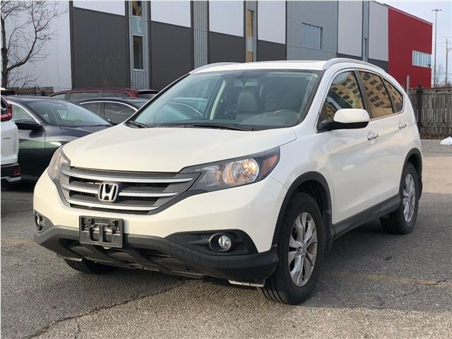 2014 Honda CR-V Touring (Stk: 2210109A) in North York - Image 1 of 25