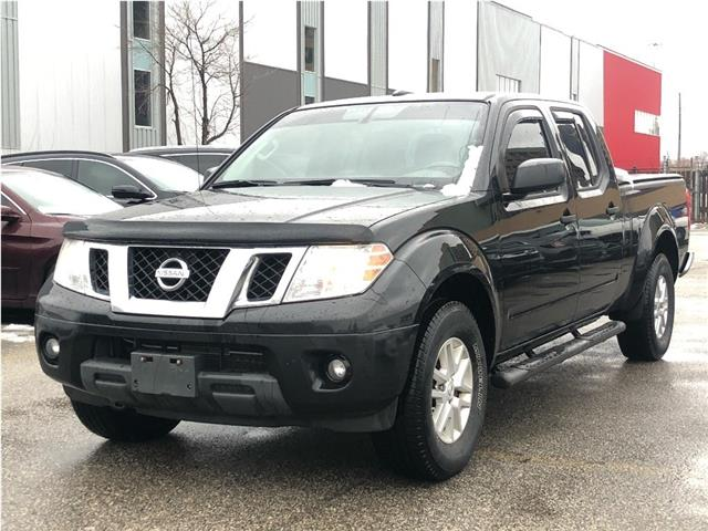 2014 Nissan Frontier PRO-4X (Stk: 2210048B) in North York - Image 1 of 26