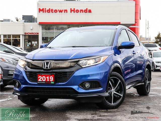 2019 Honda HR-V Sport (Stk: 2201727A) in North York - Image 1 of 28