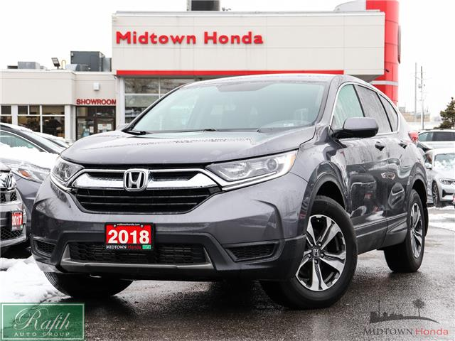 2018 Honda CR-V LX (Stk: 2201791A) in North York - Image 1 of 26