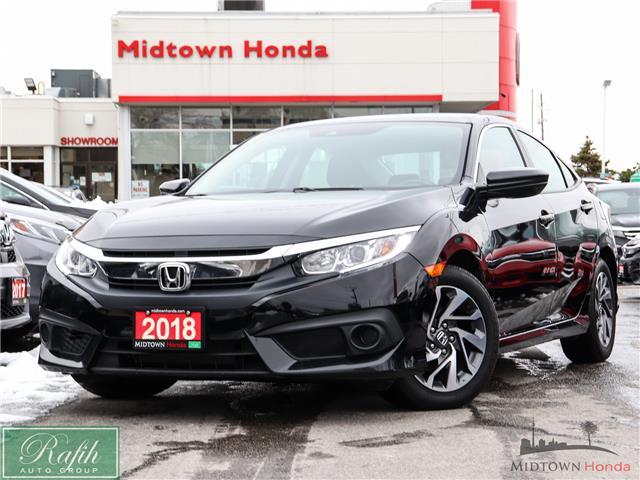 2018 Honda Civic SE (Stk: 2201898A) in North York - Image 1 of 26