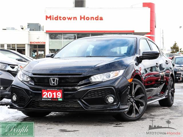2019 Honda Civic Sport (Stk: P14314) in North York - Image 1 of 28