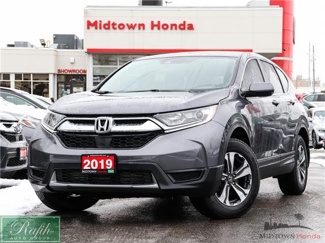 2019 Honda CR-V LX (Stk: P14379) in North York - Image 1 of 27