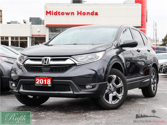 2018 Honda CR-V EX (Stk: P14402) in North York - Image 1 of 28