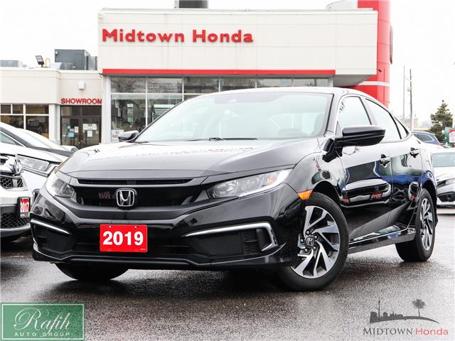 2019 Honda Civic EX (Stk: 2201943A) in North York - Image 1 of 28