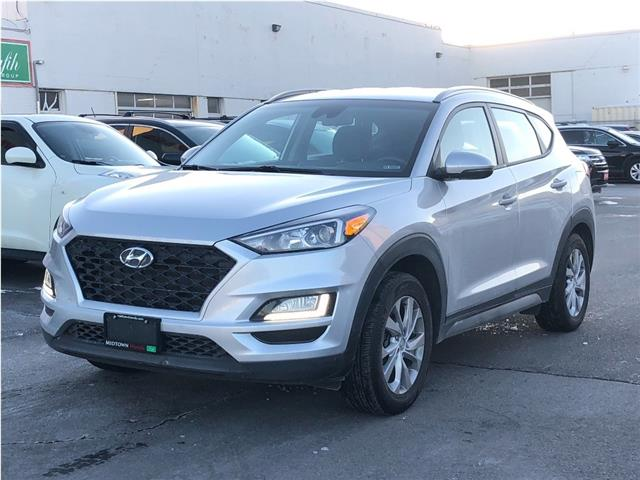 2019 Hyundai Tucson Preferred (Stk: P14403) in North York - Image 1 of 23