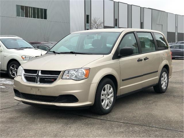 2015 Dodge Grand Caravan SE/SXT (Stk: P14363A) in North York - Image 1 of 9