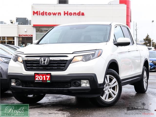 2017 Honda Ridgeline LX (Stk: P14373) in North York - Image 1 of 27