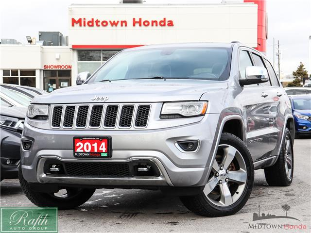 2014 Jeep Grand Cherokee Overland (Stk: P14336) in North York - Image 1 of 28