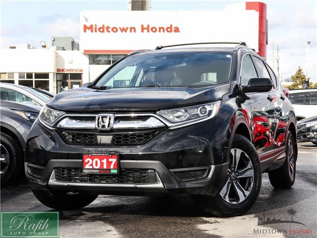 2017 Honda CR-V LX (Stk: 2210150A) in North York - Image 1 of 27