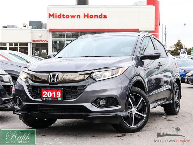 2019 Honda HR-V Sport (Stk: 2201471A) in North York - Image 1 of 27