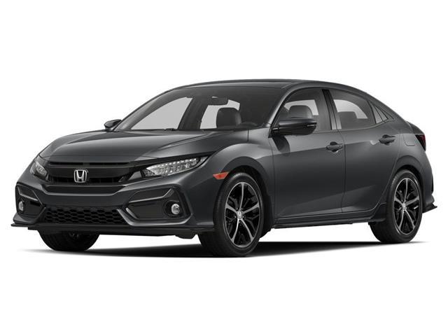 New 2020 Honda Civic Sport Touring  - North York - Midtown Honda