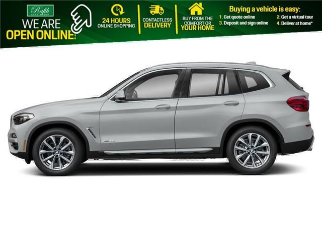 2020 BMW X3 xDrive30i (Stk: B8096) in Windsor - Image 1 of 8