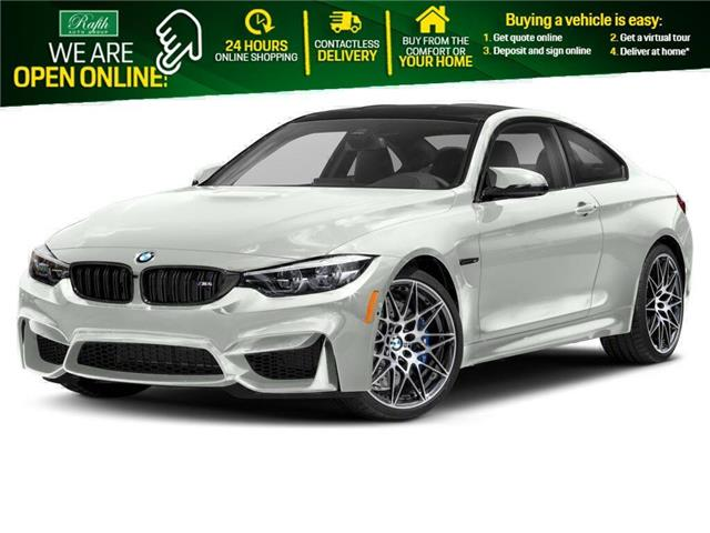 2020 BMW M4 Base (Stk: B8261) in Windsor - Image 1 of 9