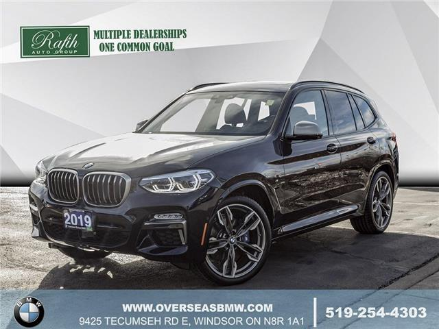 2019 BMW X3 M40i (Stk: B8055) in Windsor - Image 1 of 24