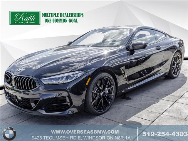 2020 BMW M850i xDrive (Stk: B8281) in Windsor - Image 1 of 21