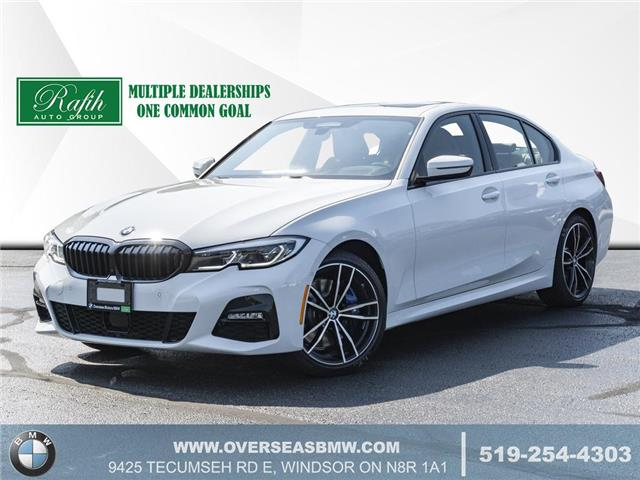2020 BMW 330i xDrive (Stk: B8296) in Windsor - Image 1 of 23