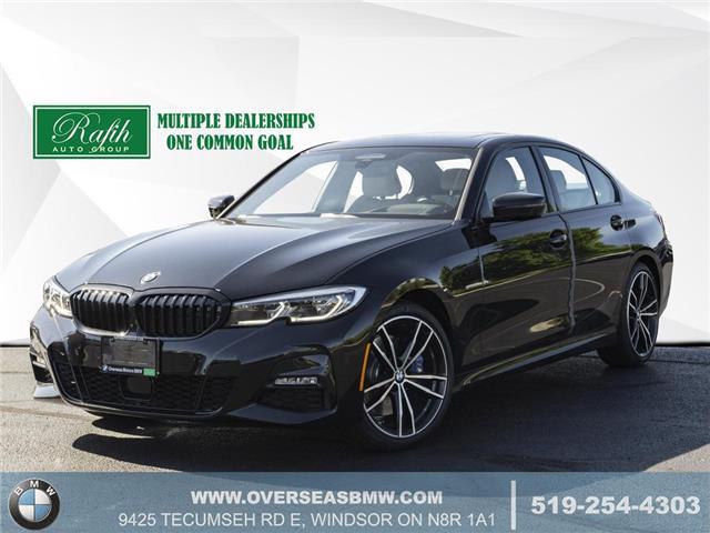 2020 BMW 330i xDrive (Stk: B8295) in Windsor - Image 1 of 23