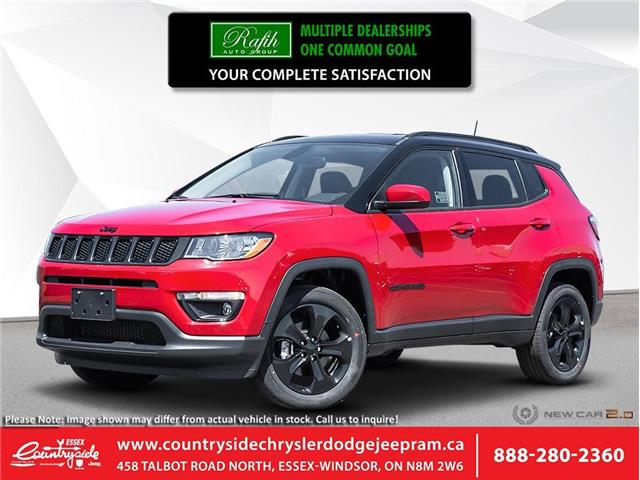 2020 Jeep Compass North (Stk: 20196) in Essex-Windsor - Image 1 of 23