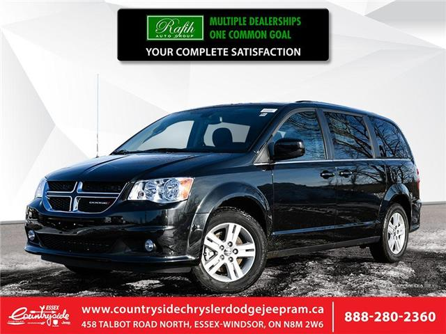 2019 Dodge Grand Caravan Crew (Stk: 19903) in Essex-Windsor - Image 1 of 28
