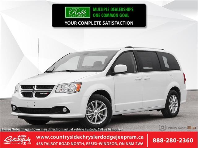 2020 Dodge Grand Caravan Premium Plus (Stk: 20277) in Essex-Windsor - Image 1 of 24