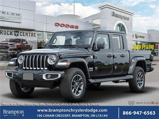 2020 Jeep Gladiator Overland (Stk: 20317) in Brampton - Image 1 of 23