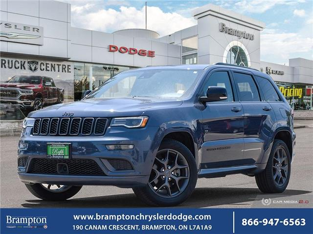2020 Jeep Grand Cherokee Limited (Stk: 20157) in Brampton - Image 1 of 30