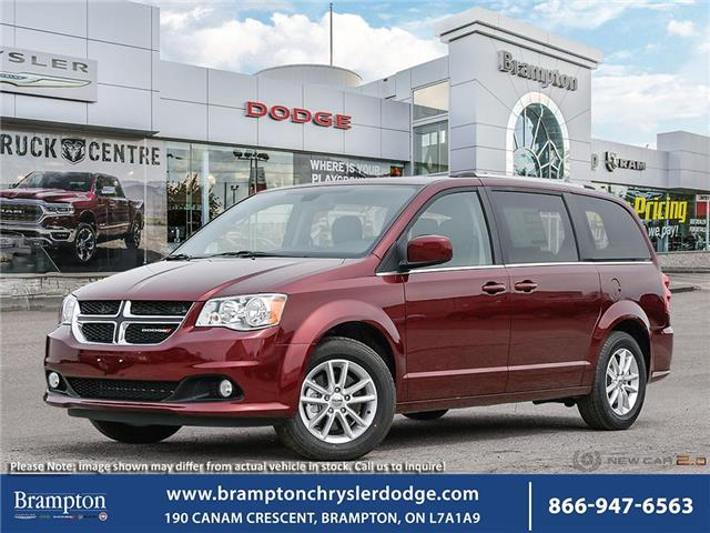 2019 Dodge Grand Caravan 29P SXT Premium (Stk: 91217) in Brampton - Image 1 of 23